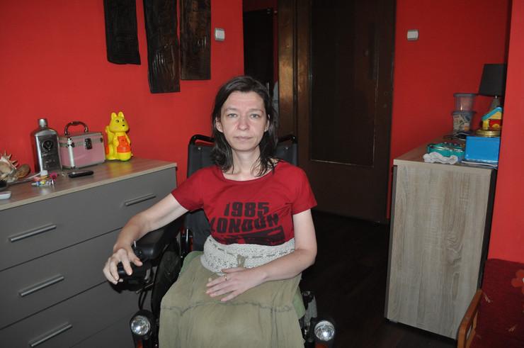 Bo01 Dragana Dragicevic zrtva porodicnog nasilja foto D.Kecic