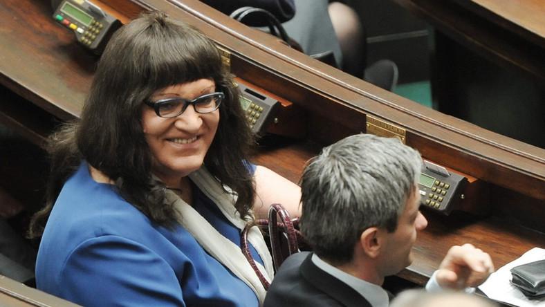 Anna Grodzka w Sejmie