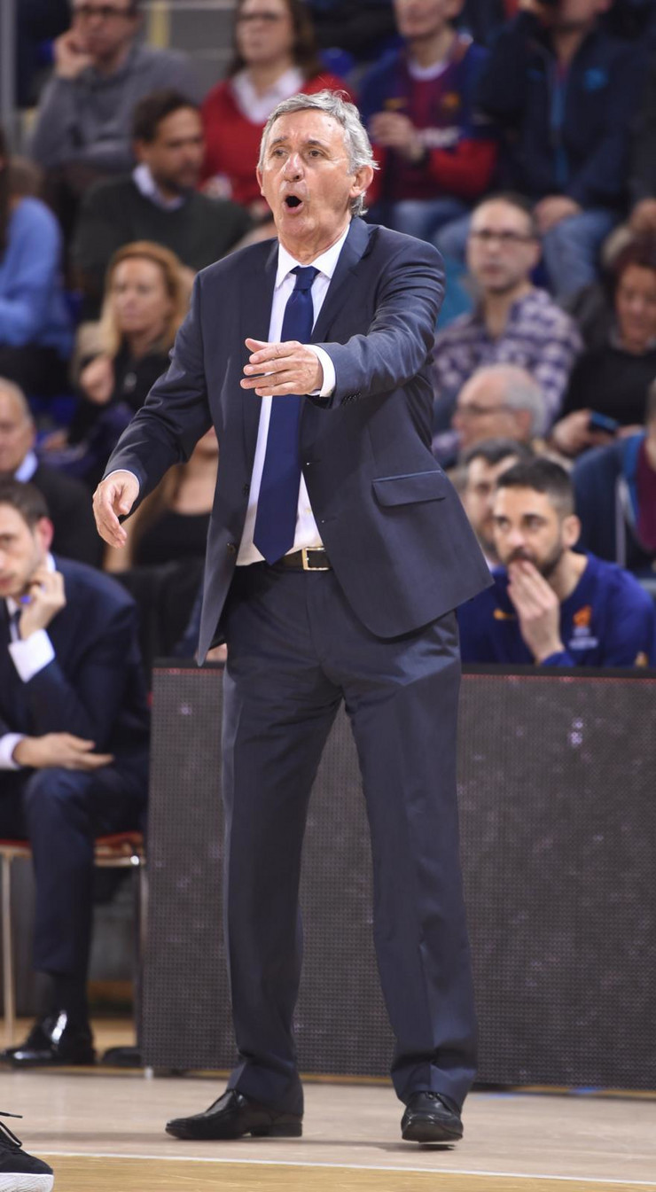 Svetislav Pešić, KK Barselona