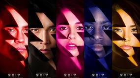 """""""Power Rangers"""": pierwsze plakaty w sieci"""