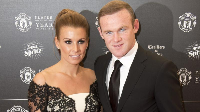 Wayne Rooney i Coleen Rooney