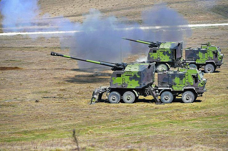 Višecevni raketni laser NORA