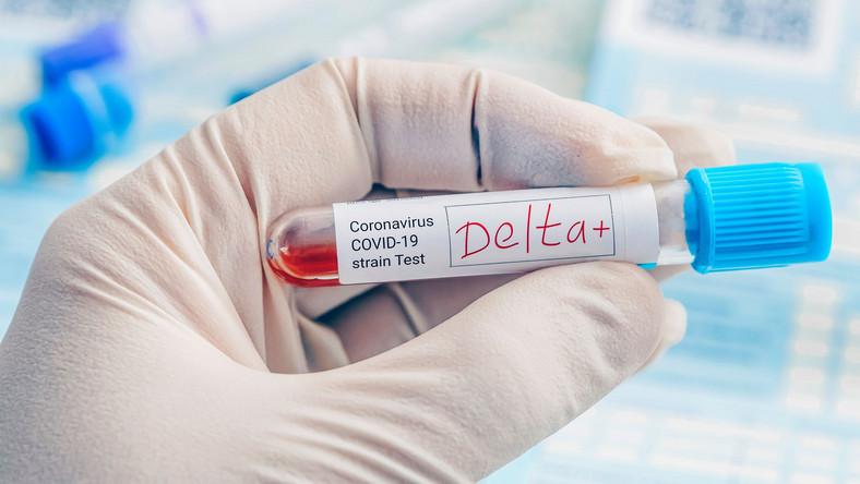 Wirus delta, wariant koronawirusa