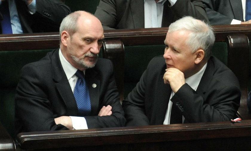 """Kaczyński: """"Ten nieszczęsny Misiewicz..."""""""
