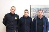 policajci odzak pljacka