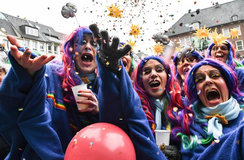 11 Grunde Warum Man Fasching Karneval Lieben Muss