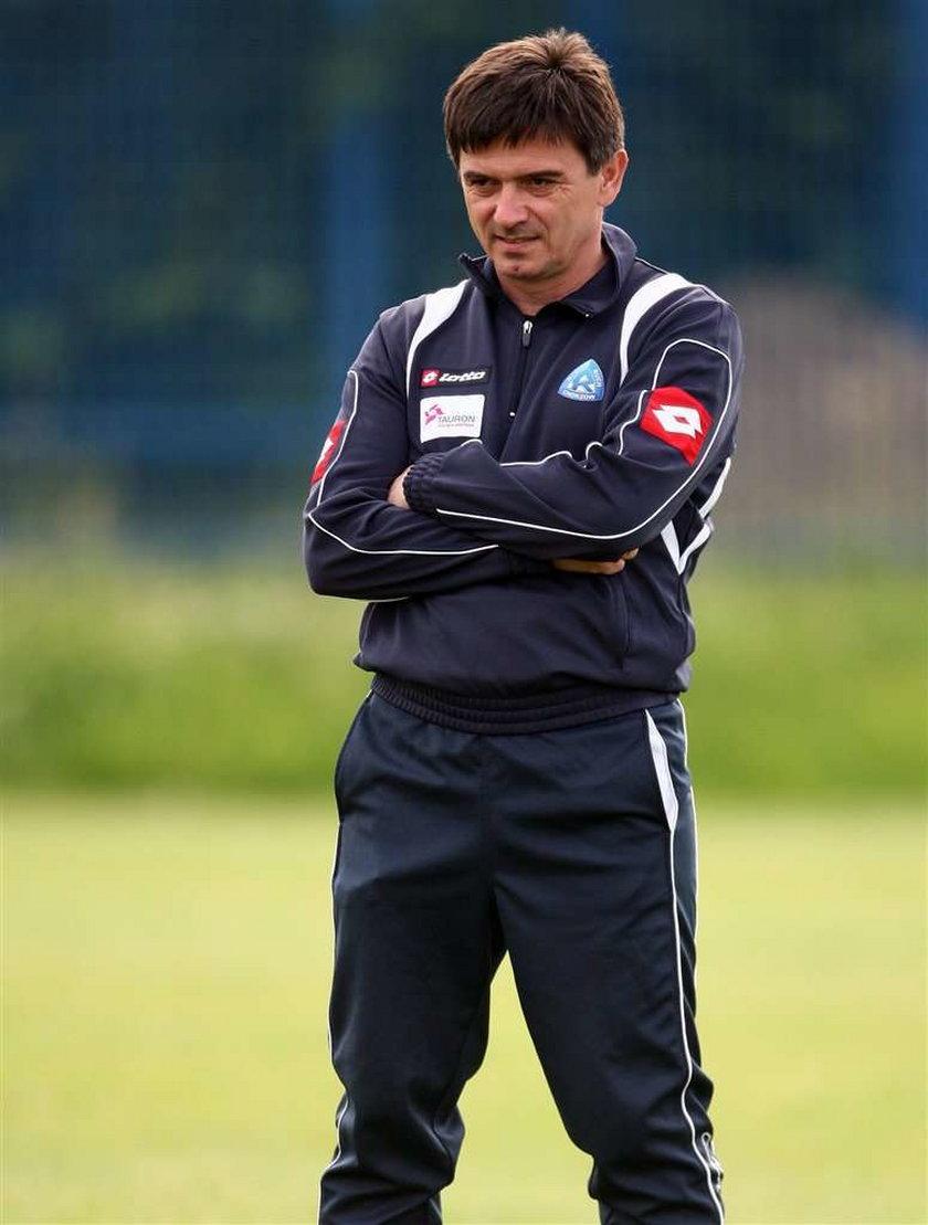 Sadlok stracił zaufanie trenera?