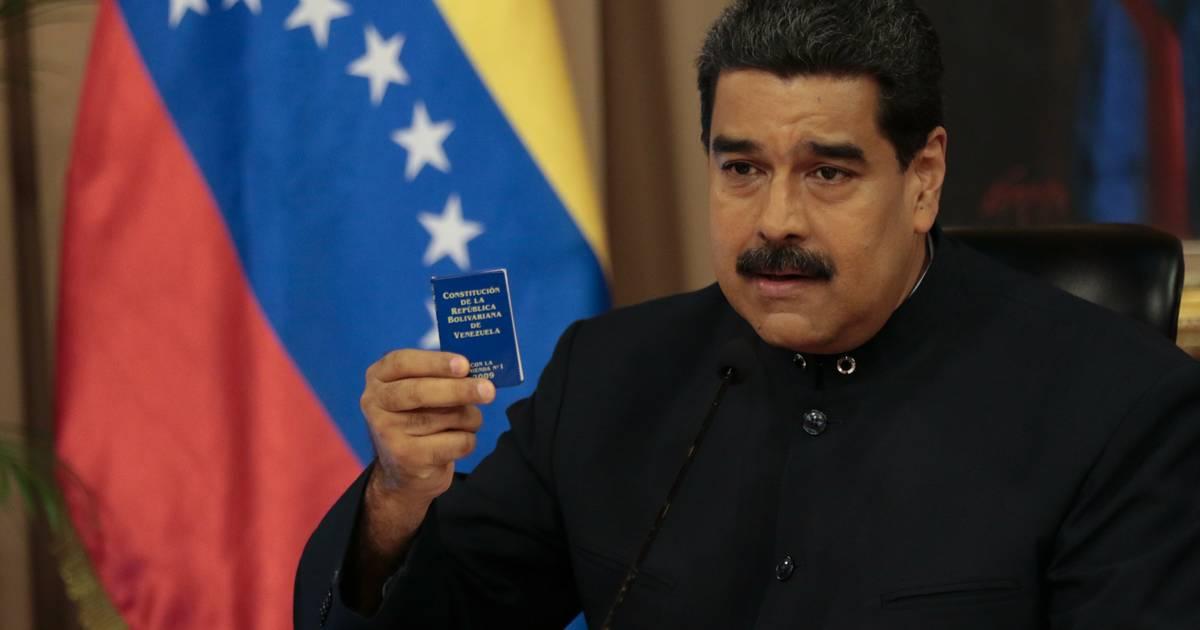 Wegen Drogenhandel: USA setzen Kopfgeld auf Venezuelas Staatschef Maduro aus