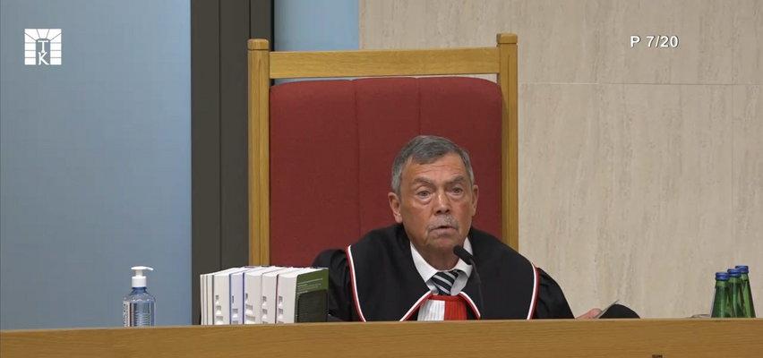 Trybunał zdecydował. Środki tymczasowe nałożone przez TSUE są niezgodne z polską konstytucją
