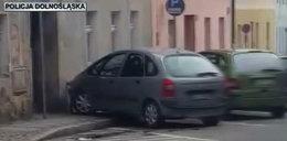 Co wyprawia ten kierowca? Zobacz FILM