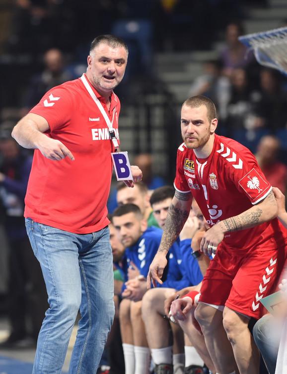Nenad Peruničić i Stefan Vujić