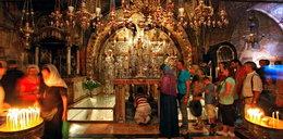 Otworzono grobowiec Chrystusa. Naukowcy w szoku