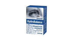 Starazolin hydrobalance - krople do oczu