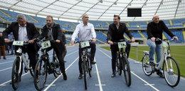 Metropolia stawia na elektryczne rowery