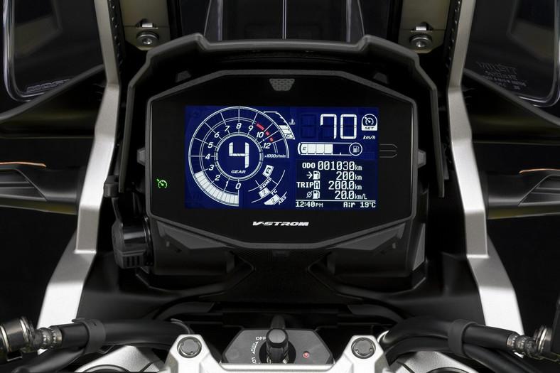 Suzuki DL 1050 XT
