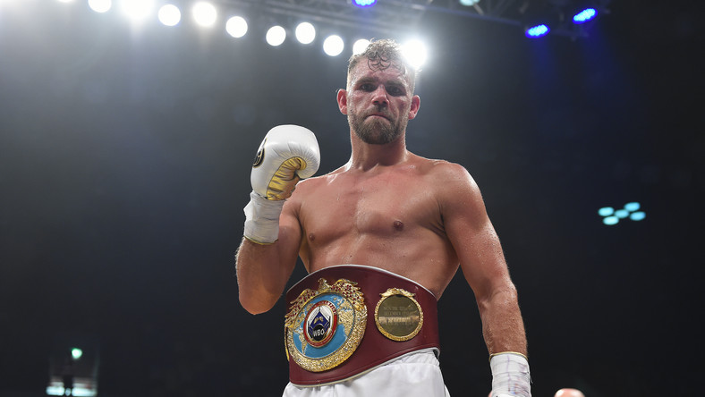 Billy Joe Saunders na dopingu