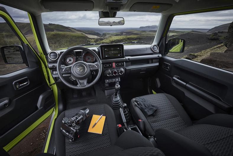 Suzuki Jimny / fot. Suzuki