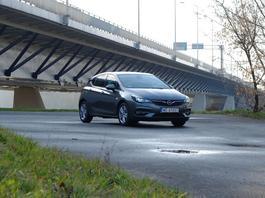 Opel Astra GS Line 1.2 130 KM - staruszek Opel...