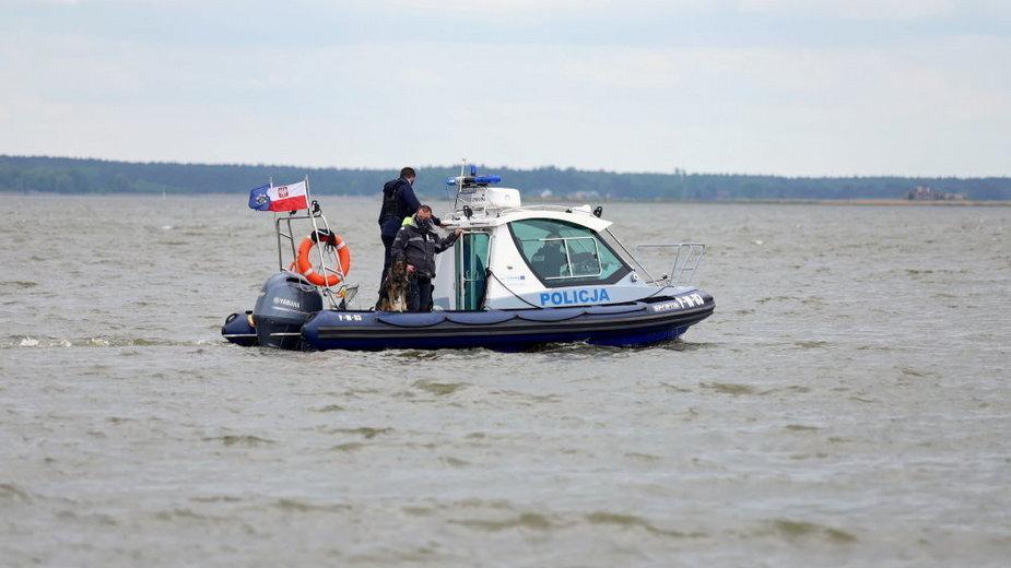 Ciało 28-latka odnalezione dzięki podwodnemu dronowi