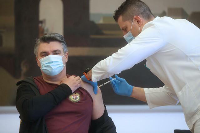milanovic vakcina 07-Jan-21 tanjug damir sencar zagreb Di021427710 preview