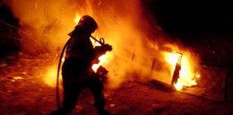 Seria podpaleń w Mysłowicach