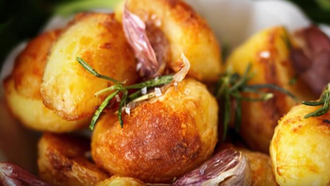 Evo trikova za najbolji pečeni krompir