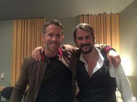 Stefan Kapičić i Rajan Rejnolds postali su dobri prijatelji tokom snimanja popularnog filma