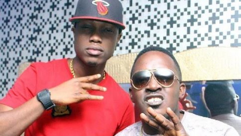 M.I Abaga and Vector when the going was good. (360nobs)
