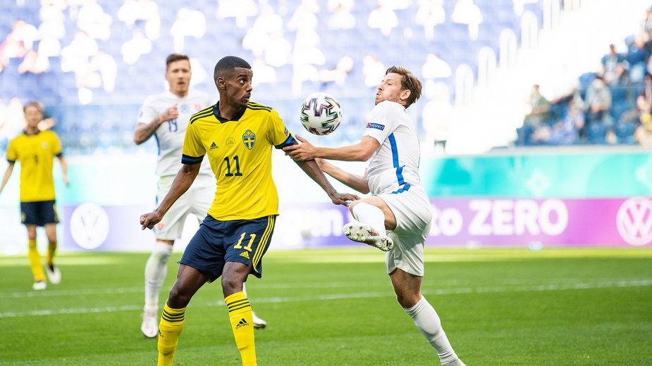 Szwecja - Słowacja