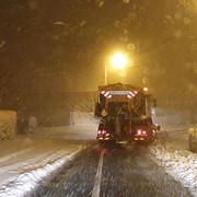 Čišćenje snega u Beogradu
