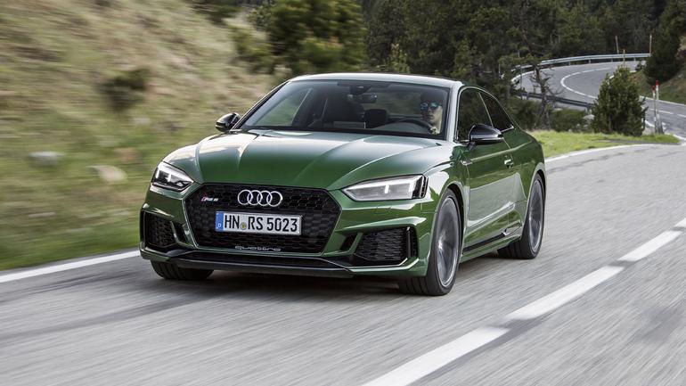 Audi RS5 - perfekcja zwyciężyła