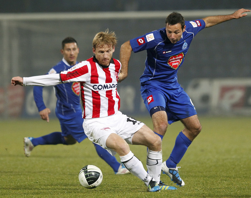 Ruch - Cracovia