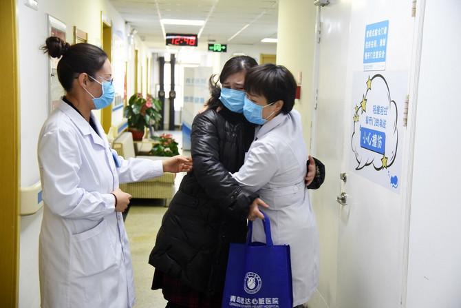 Bolnica u Vuhanu u januaru