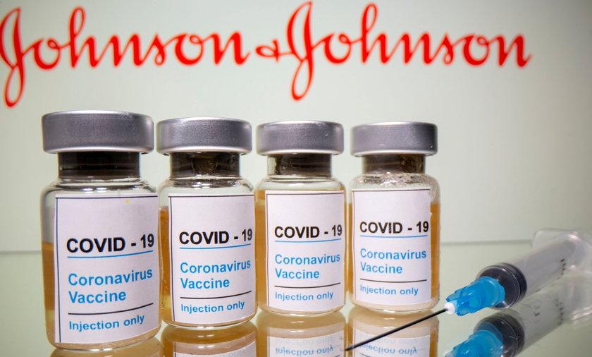 Europejska Agencje Leków bada sprawę zakrzepów krwi po podaniu szczepionki Johnson & Johnson