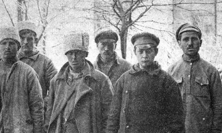 Co się stało z rosyjskimi jeńcami zamordowanymi w 1920?