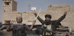 Snajper SAS uratował rodzinę przed egzekucją ISIS!