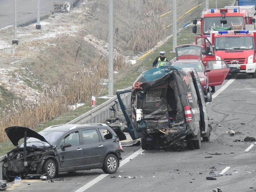 Zapadł wyrok w sprawie wypadku na ekspresówce