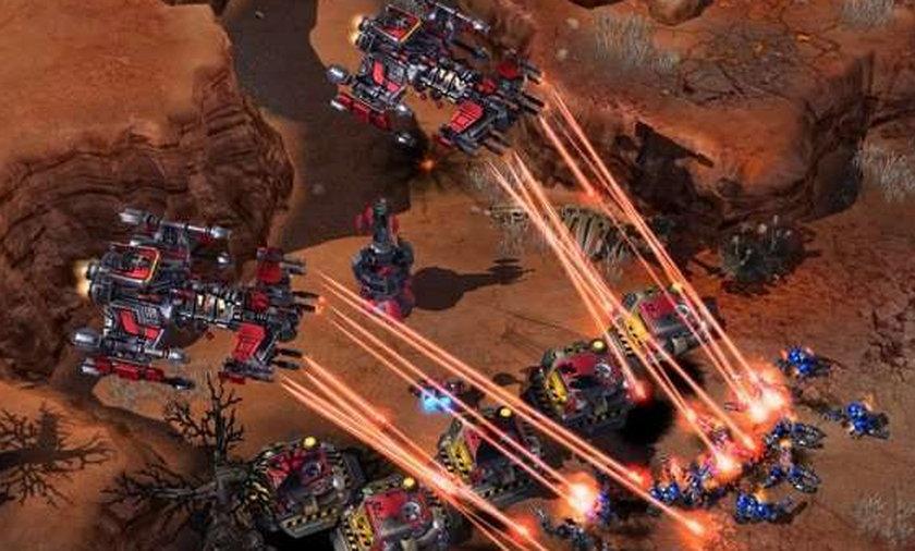 StarCraft II też będzie w 3D