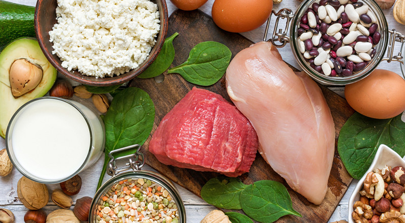 6 signs you are not getting enough protein