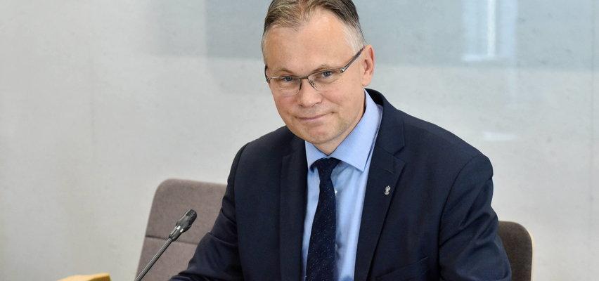 Poseł PiS ukarany przez Radę Europy. Ma zakaz wypowiadania się
