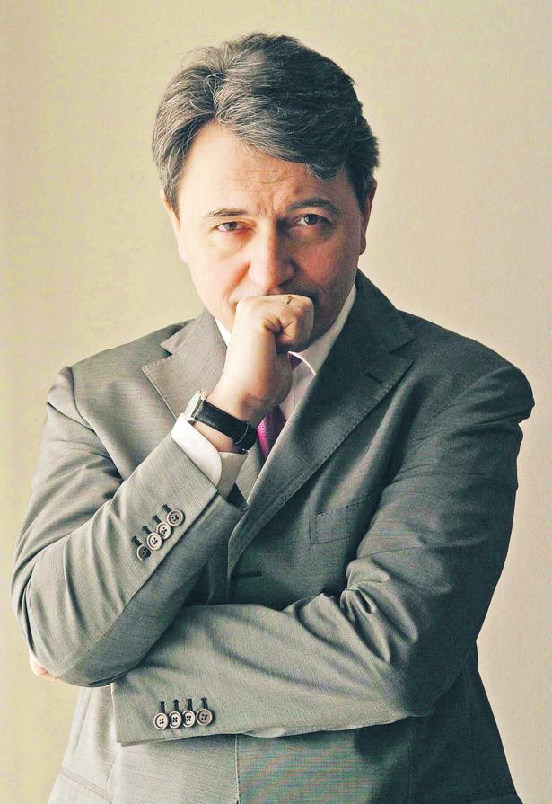 Jerzy Naumann, były prezes Wyższego Sądu Dyscyplinarnego Adwokatury.