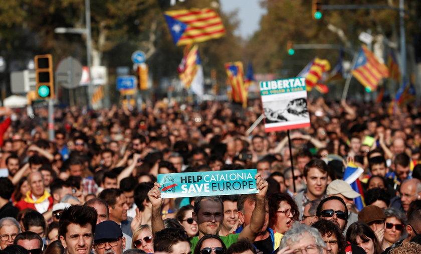 Bułgaria zabrała głos w sprawie niepodległości Katalonii