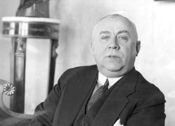 Stefan Ossowiecki – jasnowidz i inżynier. Fot. NAC 1-G-7456b-4 (1932 r.)