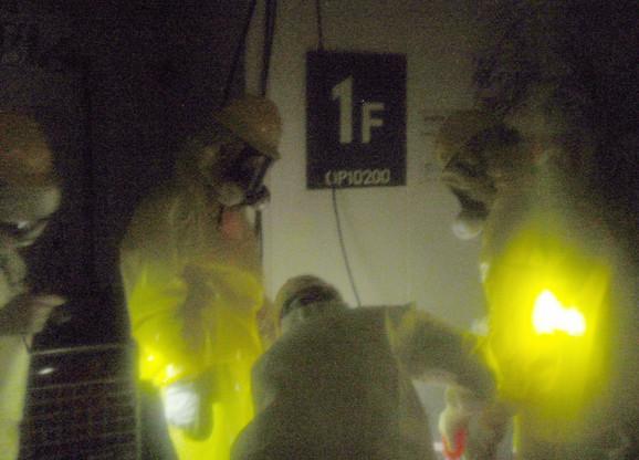 Prvi snimci havarije iz unutrašnjosti nuklearne centrale Fukušima
