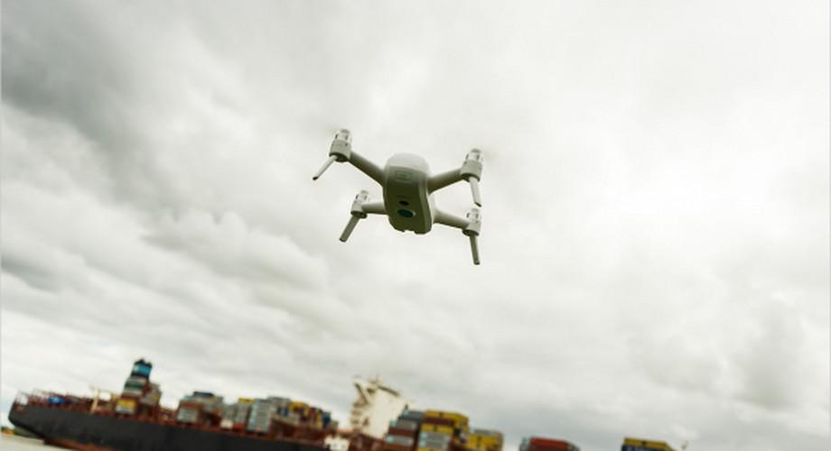 Hands-on: Yuneec Breeze 4K – die Selfie-Drohne für 499 Euro
