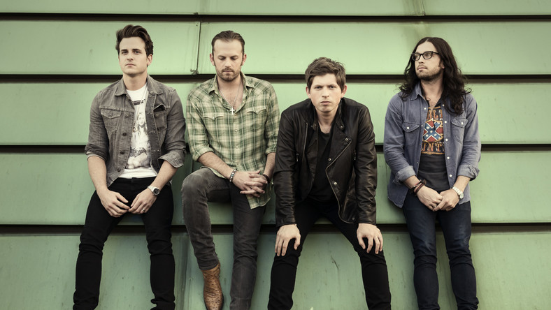 "Kings of Leon przedstawia klip do ""Beautiful War"""