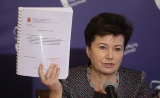 Siemoniak o prezydent Warszawy: Nikt za nią nie pójdzie na komisję