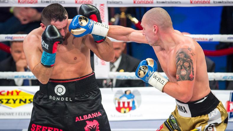 Dzięki wygranej Głowacki odebrał Seferiemu pas WBO European kategorii cruiser i zbliżył się do walki o tytułu mistrza świata federacji WBO w kat. junior ciężkiej.