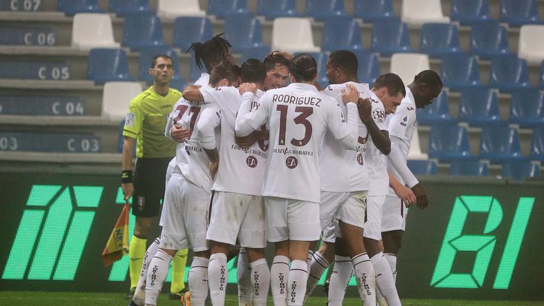 Radość piłkarzy Torino