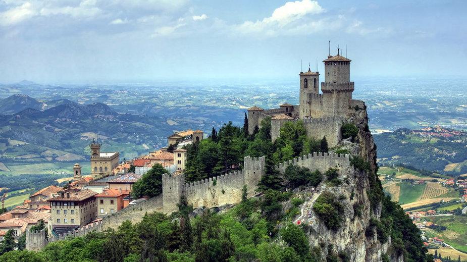 San Marino, Rocca della Guaita